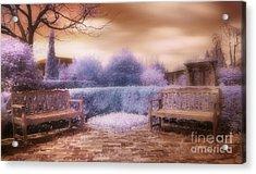 The Unseen Light Acrylic Print