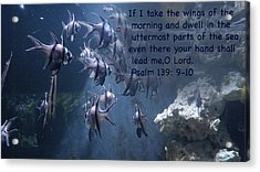 the Uterrmost Parts Of The Sea Acrylic Print