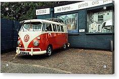 The Van Acrylic Print