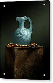 Acrylic Print featuring the photograph The Vase by Cindy Lark Hartman