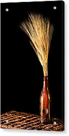 The Vase Acrylic Print by JC Findley