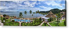The View From Room 566 Acrylic Print