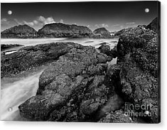 The View From The Rocks Acrylic Print
