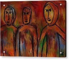 The Village People Acrylic Print by Rafi Talby