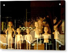 The Von Trapp Children Acrylic Print by Jez C Self
