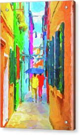 The Walkabouts - Good Morning, Italy Acrylic Print
