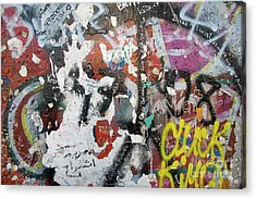The Wall #11 Acrylic Print