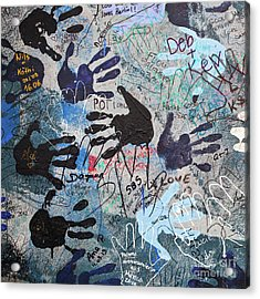 The Wall 34 Acrylic Print