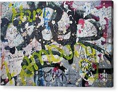 The Wall #9 Acrylic Print