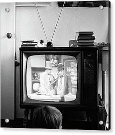 Phoenix Television Circa 1971 Acrylic Print