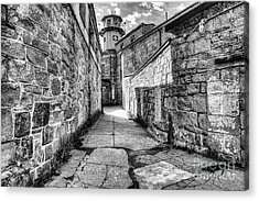 The Watch Tower Eastern State Penitentiary Acrylic Print