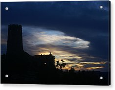 The Watch Tower Acrylic Print
