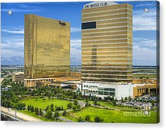 The Water Club By Borgata Acrylic Print