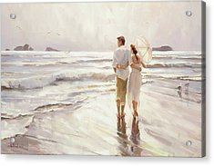 Acrylic Print featuring the painting The Way That It Should Be by Steve Henderson