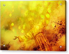 Acrylic Print featuring the photograph The Way, The Truth, The Life by Joel Witmeyer