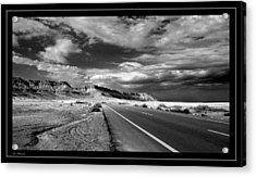 Acrylic Print featuring the photograph The Way To... by Arik Baltinester