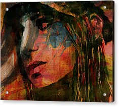 The Way We Were  Acrylic Print by Paul Lovering