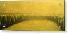 The Weeds Acrylic Print by Jaylynn Johnson