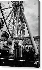 The Wheel Seattle  Acrylic Print