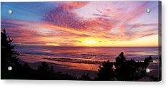The Whole Sunset Acrylic Print