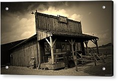 The Wild West Acrylic Print