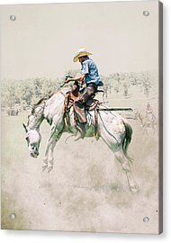 The Wild Wild West Acrylic Print