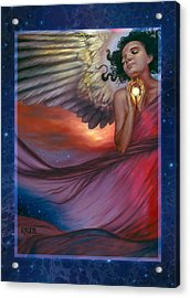 The Wish Bearer Acrylic Print
