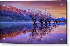 The Witches Of Glenorchy Acrylic Print