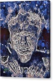 The Wolfman Acrylic Print