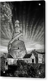 The Wonderful Irish Barn Acrylic Print