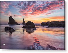 The World Of Bandon Acrylic Print