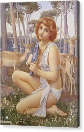 The Young Orpheus Acrylic Print