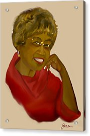 Thelma Acrylic Print