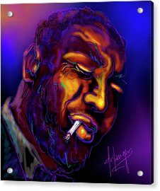 Thelonious My Old Friend Acrylic Print