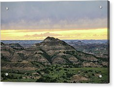 Theodore Roosevelt National Park, Nd Acrylic Print