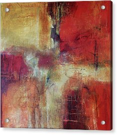 There's Always A Way Acrylic Print by Filomena Booth