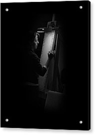 Theresa Marie Johnson, Painter Acrylic Print