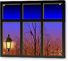 The Window II Acrylic Print