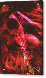 They Are Pure Evil Acrylic Print
