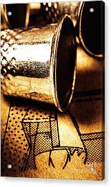 Thimble By Design Acrylic Print