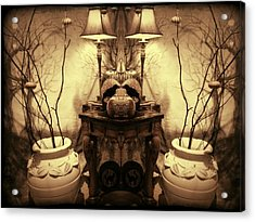 Things Of Which All Witches Dream Acrylic Print