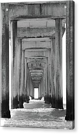 Think Outside Of The Box Acrylic Print