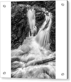 This Image Was Taken In Glacier Acrylic Print
