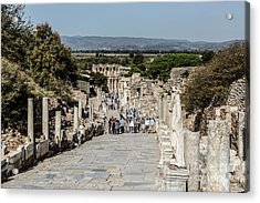 This Is Ephesus Acrylic Print