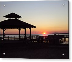This Is New Jersey Acrylic Print