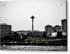 This Is Seattle  Acrylic Print