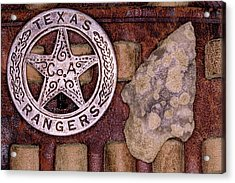 This Is Texas Acrylic Print by JC Findley