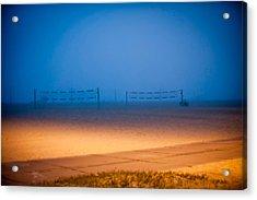 This Is Venice Beach 2 Acrylic Print by Paul W Sharpe Aka Wizard of Wonders