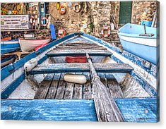 This Old Boat Acrylic Print