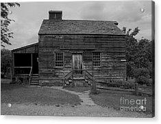 This Old House Acrylic Print by Kathleen Struckle